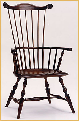 Comb-back Windsor Chair from Richard Grell