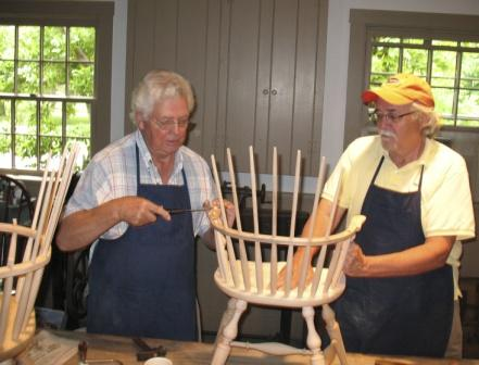 Childs-Windsor-Chairmaking