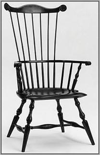 Comb Back Windsor Chair Comb Back