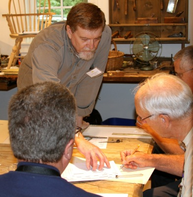 George Walker By Hand and Eye Workshop