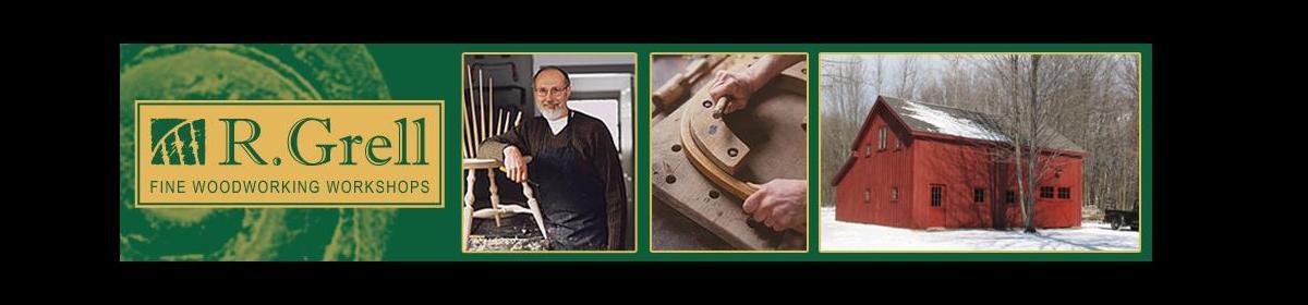 Richard Grell – Windsor Chairmaker