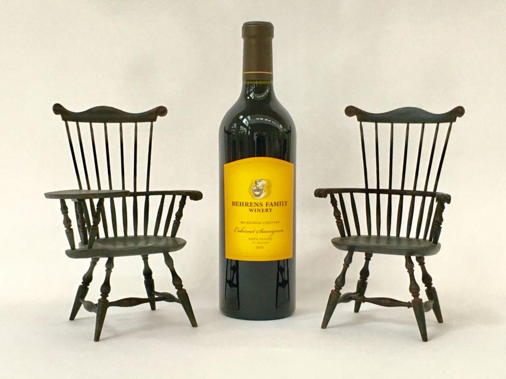 Richard Grell Miniature Windsor Chairs